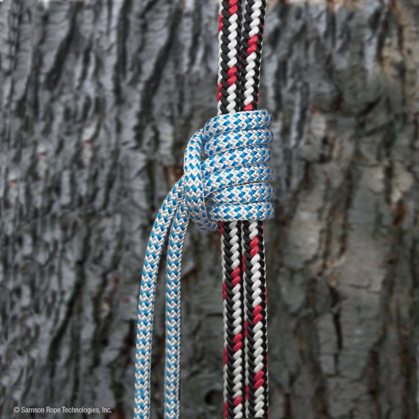 Learn essential knots & hitches